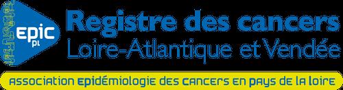 Logo Registre des Cancers Loire-Atlantique Vendée EPIC PL