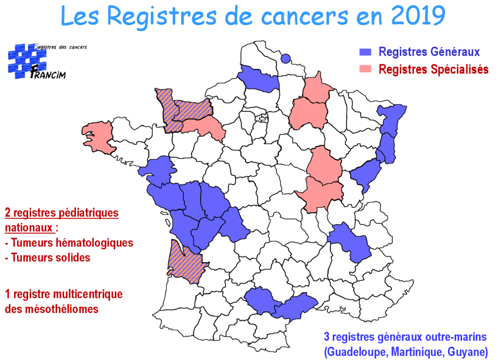 Carte registres FRANCIM 2019